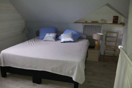 Grande Chambre proche des  24 heures du Mans - Yvré-le-Pôlin - Rumah