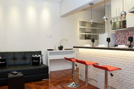 Best studio in Downtown Sao Paulo - São Paulo - Apartment