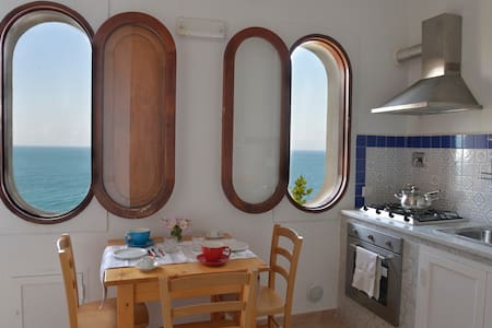 Apartment with sea view near Cefalù - Other