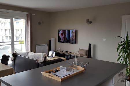 Appartement, 63m2 Cosy, Chaleureux - Caen