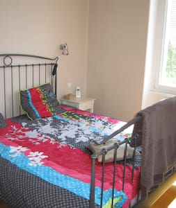 chambre dans maison Colmar centre