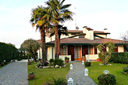 lovely villa 30 minutes from Venice - House