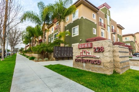 Cozy spot in awesome neighborhood! - Alhambra - Apartamento