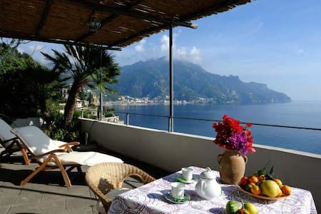 Ravello L'Incanto access to the sea - Wohnung