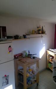 chambre à louer bellevue intramuros - Avignon - Apartment