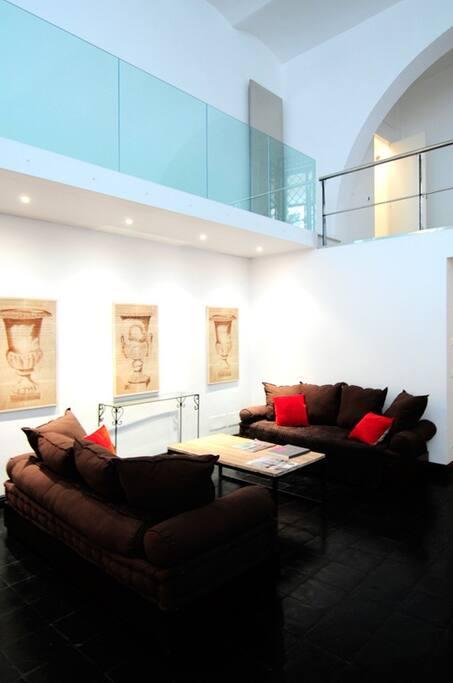 Margutta Luxury loft Up to 7 people