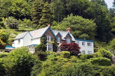 Pine Lodge B&B Guest House Lynton  - Lynton