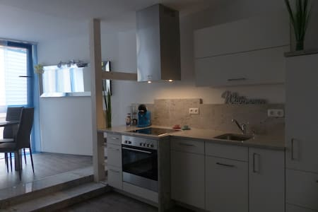 Apartment EXCLUSIV 44qm mit Whirlpool 2P. (+2P) - Jena - Appartement