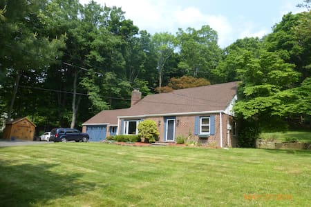 Country 1950's ranch - Blauvelt - Casa