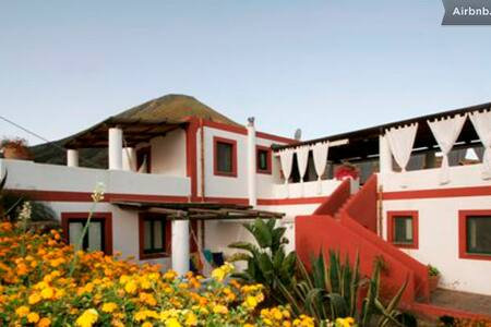 Salina Island, Gelso Vacanze, Nord1 - Malfa - Bed & Breakfast