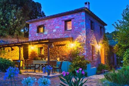 Romantic cottage - Platania Pelion  - Hus