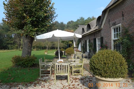Heerlijk vakantie huis in Salland - Bathmen - Zomerhuis/Cottage