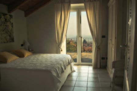 Camera con vista Lago - Bed & Breakfast