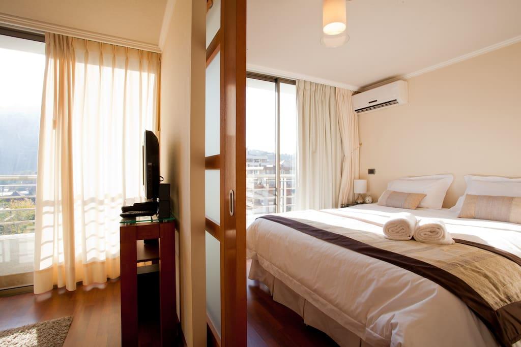 Apartment x Rent in Providencia 802