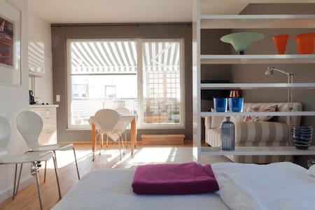 Zimmer mit Küche/Bad, MHH/Messe - Hannover - Rumah