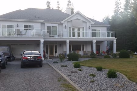 Private 2bd apt close to Silverwood - House