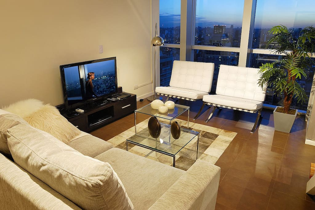 Soho grand loft in palermo soho apartamentos en alquiler en buenos aires for 100 floors 25th floor