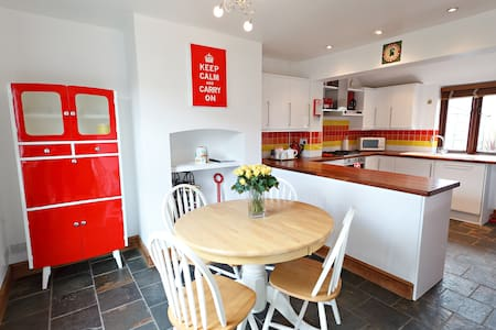 Kit's Beck - Holiday Cottage  - House