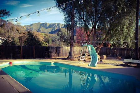 Ojai Quiet Life at Rancho Vortice - Ojai - Ház