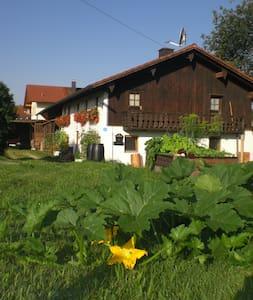 Almhüttenflair in urigem Bauernhaus - House