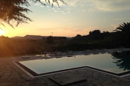 Beautiful Villa at Ouranoupoli - Chalkidiki