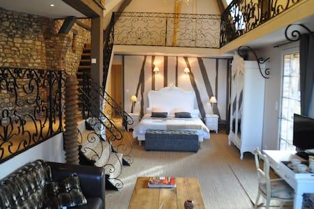 LE LOGIS DE GERBEROY / la suite 4 * - Haus