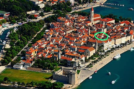 Patricia in Trogir old town - Apartament