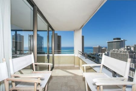1 BR with Ocean View & Free Parking