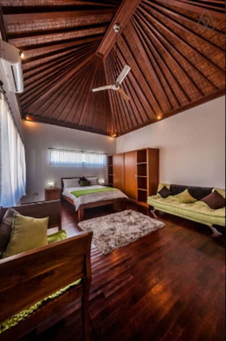 Relaxing & Tropical villa 2 bedroom