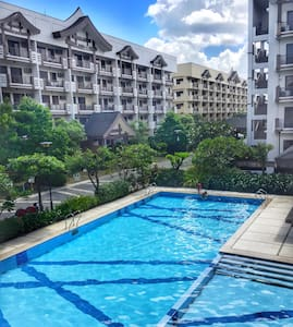 Beautiful & Colorful Two Bedroom At The Redwoods - Quezon City - Wohnung