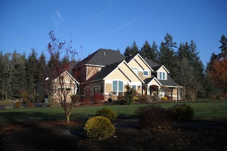 Countryside Estate King Room - Brush Prairie - House