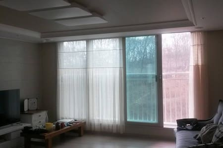 Large apartment in Sejong city