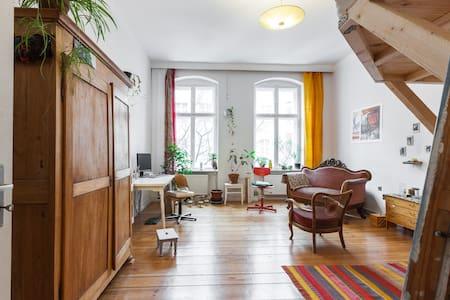 Beautiful Room in Shared Flat - Berlin - Apartment