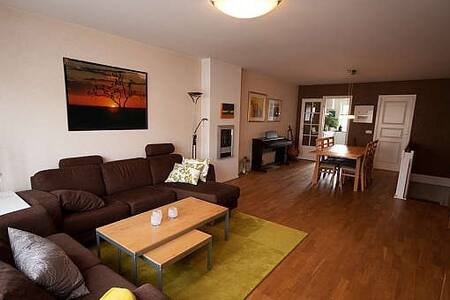 Spacious apartment with balcony - Oslo - Apartamento