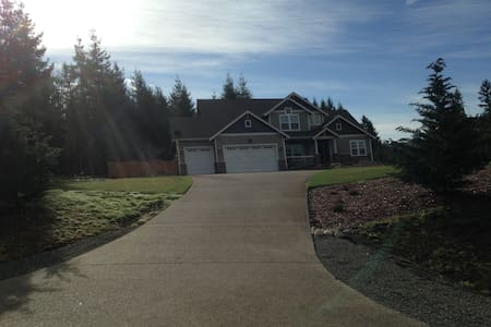 Beautiful Home in Yelm - Yelm - Talo