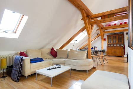 beautiful loft apartment - Apartamento