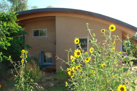 Lovely Ecological Private House on a kibbutz - Földház