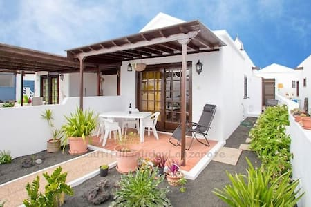 Casa Mariluz directly to the sea - Playa Honda - Huis