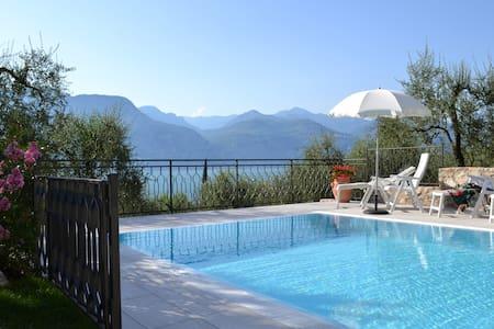 Villa Milena 40qm Gardasee - Leilighet