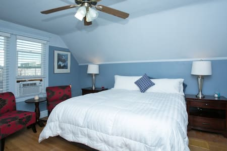 Two bedrooms, private bath, charm, best location - Denver - Bed & Breakfast