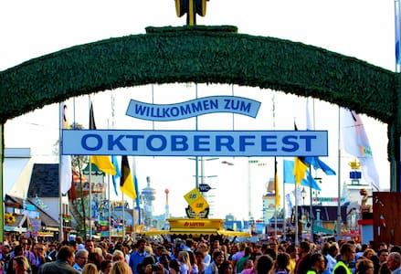 Oktoberfest-München Teracce App. - München - Apartment