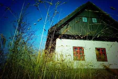 romantic chalet in the countryside - Chatka w górach