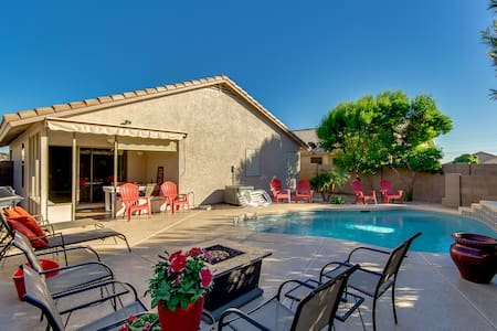 Private Heated Swimming Pool in Apache Junction - Apache Junction - Casa