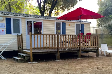 Mobilehomes direct at Sea - Beach - Chalet
