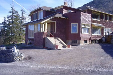 Historic mining town Eureka Utah - Bed & Breakfast