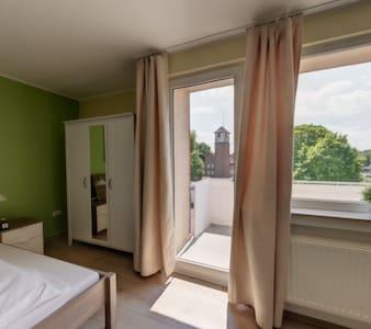 Toll ausgestattete 40m²-Eco-Wohnung - Leilighet