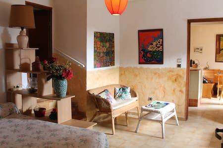 Petite maison de village au centre de la Corse - Vezzani - Dom