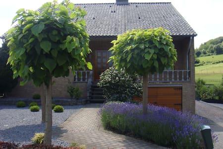 B&B met mooiste uitzicht Z-Limburg - Szoba reggelivel