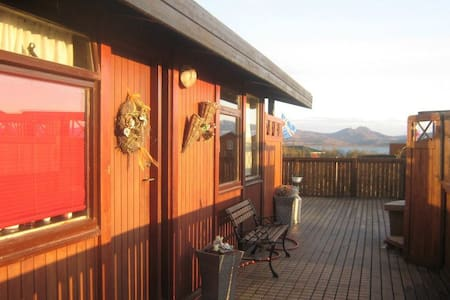 Beautiful Cottage in Thingvellir - Hytte