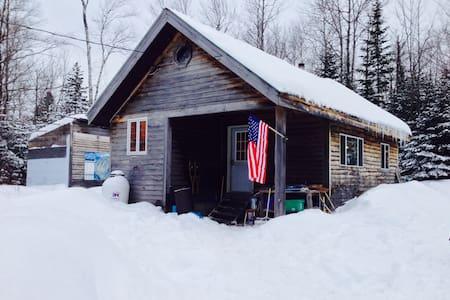 Baker Hill Bunker - Salem Township - Cabane